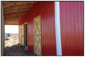 Country Wide Horse Barn