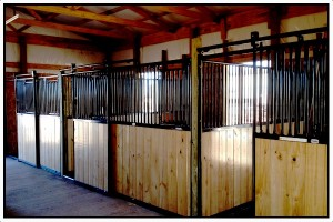 Country Wide Barn Stalls