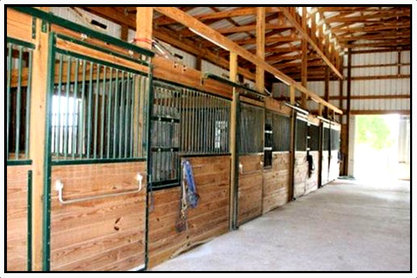 Oklahoma Horse Barn Builders Country Wide Barns