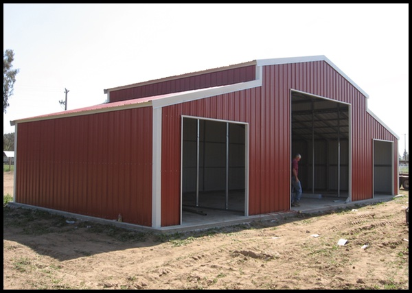 How to build a pole barn country wide barns How to build a small pole barn
