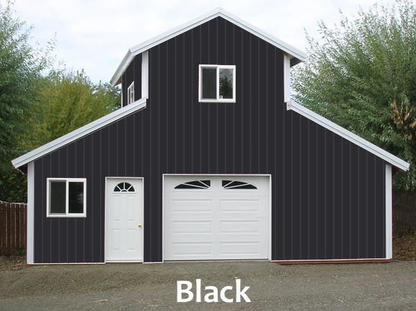 Use The Color Selector Below To View Options For Pole Barn Designs Click And Slide Menu At Bottom Or Arrows Select A