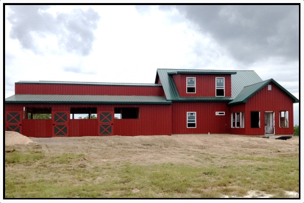 red-horse-barn